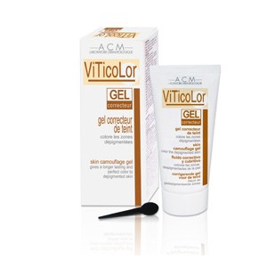 Viticolor Gel tube and box